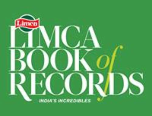 Limca Book of Records – 2016